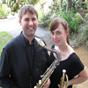 Wes Samuels and Monique Pearce